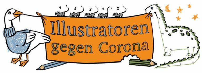 Illustratoren gegen Corona © Meike Teichmann