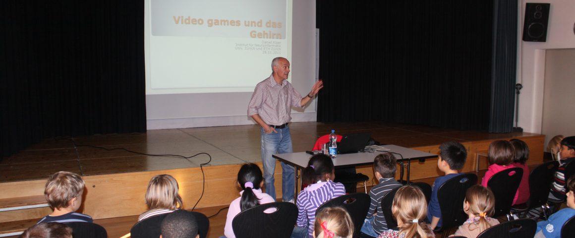 Computerspiele und das Gehirn